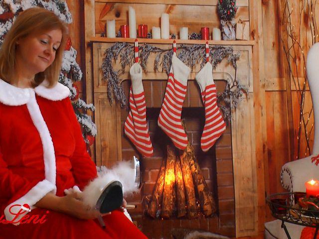 Der Weihnachtsfick im Filmstudio