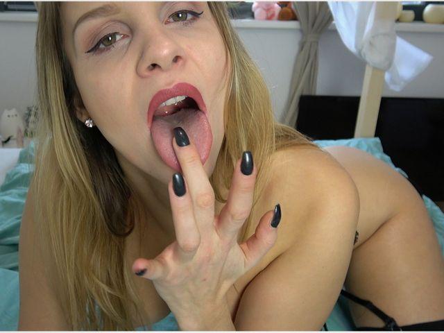 Wichs mir die Fresse voll! (Webcam Mitschnitt)